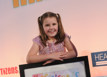 Our Isobel scoops a national arts award!